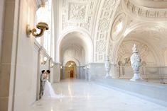 Linda & Jason at San Francisco City Hall {SF City Hall Wedding Photographer} {Bay Area Wedding Photographer} | Rachel Blackwell Photography