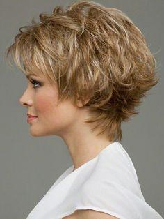 *** Ta dig tid för dessa korta frisyrer med lager! De är otroligt vackra!