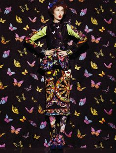 Jamie Nelson for Fashion Magazine Canada March 2013 | Trendland: Fashion Blog & Trend Magazine