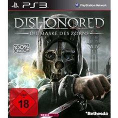 Dishonored: Die Maske des Zorns (100% Uncut): Playstation 3: Amazon.de: Games