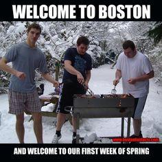 Boston humor!