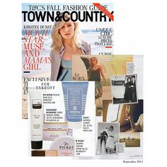 Love that @airrepair Rescue Balm has been featured in @tandcmag this month. You can get it at OFFENstore.com #airrepair #rescuebalm #offenstore