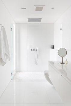 Home Decor Habitacion .Home Decor Habitacion All White Bathroom, Modern Bathroom, Small Bathroom, Bathroom Ideas, Vintage Bathrooms, Chic Bathrooms, Minimalist Bathroom, Minimalist Home, Cheap Dorm Decor