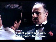 Al Martino as - The Godfather - Johnny Fontane