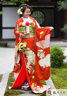 Furisode Kabuki Costume, Wedding Kimono, Fashion Hub, Yukata, Japanese Kimono, Geisha, Traditional Outfits, Form, Harajuku