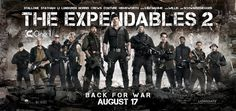 The Gang's All Here In New EXPENDABLES 2 Banner