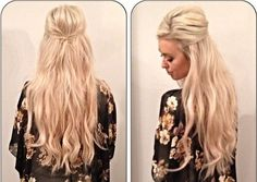 . ❤ Remy Clips - Clip-in Remy Human Hair. 18 to 24 inches long, up to 360 grams of hair. 15 colors. See our entire line of quality Grade 5A and 6A+ hair extensions. www.remyclips.com