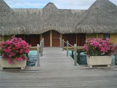 Intercontinental Le Moana Bora Bora Resort / Poevai Horizon Overwater Suite
