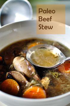 Fit to Blog: Paleo Beef Stew (AIP, SCD, NSD, Paleo, Gluten-free)