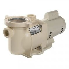 Pentair 340036 SuperFlo High Performance Versatile 115 / 230V 0.5 HP Pump