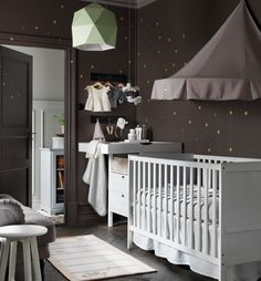 IKEA Catalog 2016 I don't have any babies - yet. But I love this color scheme for a nursery.