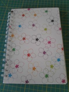 Las Cositas de Scrap: Tutorial Libreta Alterada