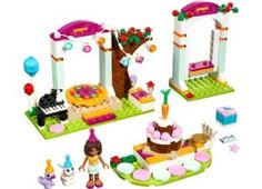 2016 Bela 10492 Friends Birthday Party Mixed Building Bricks Blocks Classic Girls Toys Compatible With Lego Lego Friends Birthday, Girl Birthday, Birthday Parties, Birthday Chair, Lego Parties, Birthday Ideas, Legos, Toys For Girls, Kids Toys