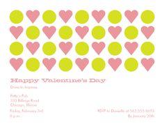 Happy Valentine's Day Invitation | Vistaprint
