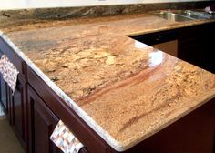 Granite Countertops | Crema Bordeaux Granite Countertops 479082