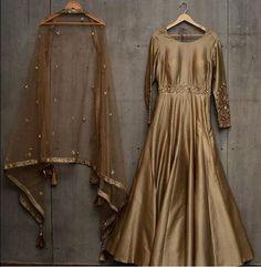 Matsya ~ Gold New collection . Now Available at , , , SAMARA Indore Pakistani Fashion Party Wear, Pakistani Wedding Outfits, Pakistani Dresses Casual, Pakistani Dress Design, Indian Fashion, Casual Dresses, Fashion Dresses, Women's Fashion, Indian Designer Outfits