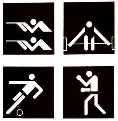 Estudiamos a un grande del branding: Otl Aicher Max Bill, Munich, 1972 Olympics, Otl Aicher, Branding, Le Web, Illustrations, Web Design Inspiration, Identity