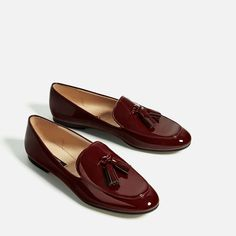 ZARA - COLLECTION SS/17 - TASSELLED LOAFERS