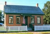 Manahan Home.  City of Sterling, Illinois -- History.