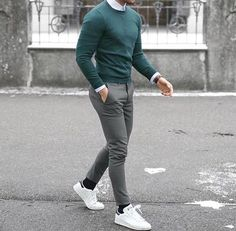 Glopam Fashion Wear, Mens Fashion, Fashion Outfits, Casual Chic, Men Casual, Style Masculin, Quoi Porter, Herren Outfit, Mens Clothing Styles