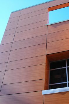 Like much of Northern California, the College of Marin must contend with both brutal sun and wet fog — conditions perfect for the use of multi-climate workhorse Trespa panels. California Panel Systems created a variety of Trespa panels, across two different colors, to do everything from act as the main building façade to handling sloping radial turns to adding more beautiful coverings for building HVAC. In the end, the rich orange hues and natural green patterns fit perfectly within the…