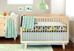I think this is going to be the bedding for the babys Nursery.   It's about time a company making bedding sets without bumpers!!