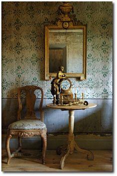FleaingFrance....Swedish Baroque Style