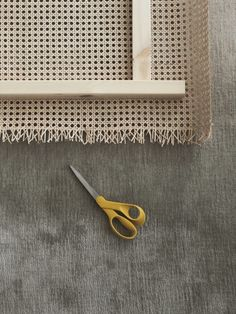 Make a chic cane headboard in a matter of hours – IKEA Hackers – IKEA Hacks