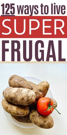 In this post I'll show you 125 Ways to Live Super Frugal so you can master ways to save money while living a frugal lifestyle. If you are budgeting money and need to get started on frugal family living, head over to the blog to read these livng frugal ideas. Don't forget to bookmark it and save it to your board so you can easily refer to it later. Frugal lifestyle | Frugal Lifestyle simple living | Saving money frugal living | Frugal livng tips | Cut expenses Frugal Family, Frugal Living Tips, Frugal Tips, Ways To Save Money, Money Tips, Money Saving Tips, Legit Online Jobs, Show Me The Money, Frugal Meals
