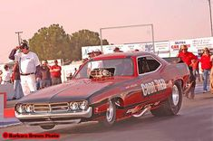 50th March Meet Nostalgia Funny Car