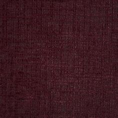 "Chenille  Pattern: STYLUS                              Color: 30744 CABERNET  54"" Wide – Fiber Contents 100% Polyester  Repeat: Random  Cleaning Code: S  Abrasion: 40,000 Double Rubs    Made in China  UFAC Class I  PRICE GROUP B  Available With Optional Nano-Tex® Treatment"