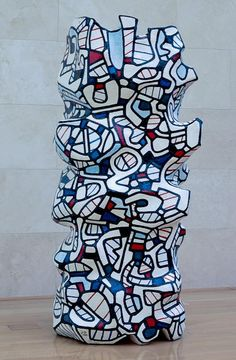 Jean Dubuffet. French painter, sculptor. Art Brut, Outsider Art.