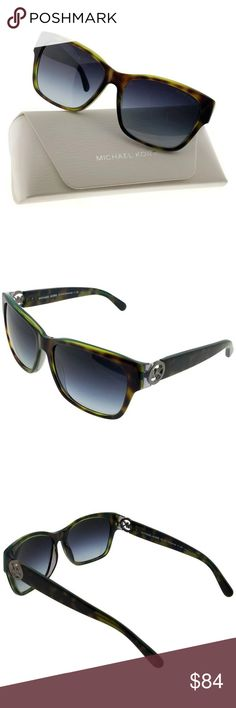 MK6003-300211 Women's Tortoise Frame Sunglasses Product Description New gorgeous authentic Michael kors MK6003-300211 tortoise frame grey 58mm sunglasses with stylish look. Michael Kors sunglasses are created with a polished, sleek, sophisticated American sportswear attitude and style in mind. Michael Kors mission is to bring you a vision of a jet-set,luxury lifestyle to women and men around the globe. The sunglasses are made with the highest standard of quality, and beauty. MICHAEL KORS…