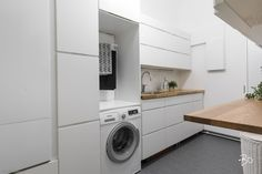134m² Asematie 5, 21530 Paimio Puutalo-osake 3h myynnissä | Oikotie 13572909 Stacked Washer Dryer, Washer And Dryer, Osaka, Washing Machine, Laundry, Home Appliances, Architecture, Kitchen, Rooms