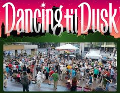 DTD is fourteen sweet summer evenings of free live music, dancing, and dance lessons if you're feeling a little rusty, in various parks across town, culminating in a community fundraiser and party on August 30th. July 5: Occidental Park, Barrelhouse Jive Cats, 20s and '30s-era Swing July 12: Occidental Park, Greg Ruby and the Scofflaw Quintet, Swing July 19: Westlake Park, Folichon/DJ Gatorboy, Cajun & Zydeco July 21: Freeway Park, Portage Bay Big Band, Big Band Swing July 26: Westlake…