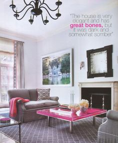 87 Best Living Room Color Ideas Pale Gray With Pops Of