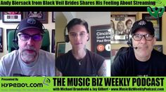 Andy Biersack from The Black Veil Brides Discusses How to Use Social Media Andy Biersack from the Black Veil Brides joins us this week to share his view on the music business. What a great conversa…