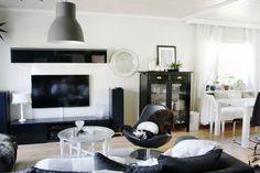 Olohuone // vardagsrum // livingroom // tine k home // ikea // decor // rif design //