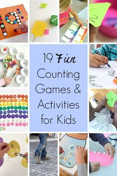 19 Fun Counting Game