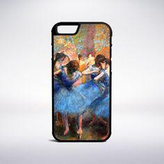 Edgar Degas - Blue Dancers Phone Case – Muse Phone Cases