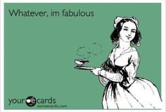 "Would be so much more fabulous if the ""im"" was ""I'm"" haha. But seriously.."