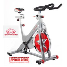 Sunny Health Fitness Pro Indoor Cycling Training Exercise Bike MINT for sale online Home Exercise Bike, Exercise Bike Reviews, Indoor Cycling Bike, Cycling Bikes, Road Cycling, Road Bike, Cardio Equipment, Cycling Equipment, Fitness Equipment