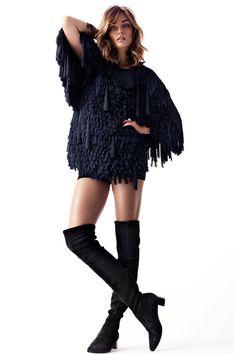 Lookbook de H&M de Primavera Verano 2014