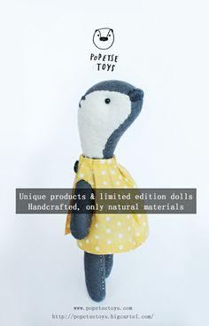 Handmade dolls - by Popetse toys