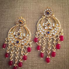 The play of blue and pink 2650 INR /-