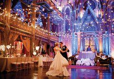 An Enchanting Wedding from Image Singuliere. seriously just gorgeous... Angel Orensanz Foundation is the venue