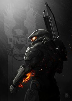 HALO 4 x Battlefield by MarcWasHere on deviantART