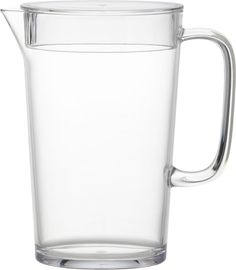 Ames Acrylic Refrigerator Pitcher  | Crate and Barrel
