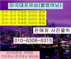 한국에서 사용하는 미국유심