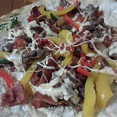 Tacos de Alambre Mexican Food Recipes, Beef Recipes, Ethnic Recipes, Mexican Dishes, Patty Melt Recipe, Tamale Recipe, Beef Stew Meat, Refried Beans